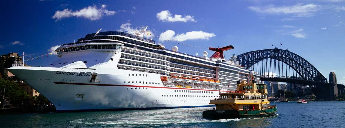 Carnival Legend - In 2016 we did a 10 year cable recertification.