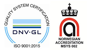 Fire Security is certified by DNV-GL to the ISO 9001:2015 Quality Management System standard